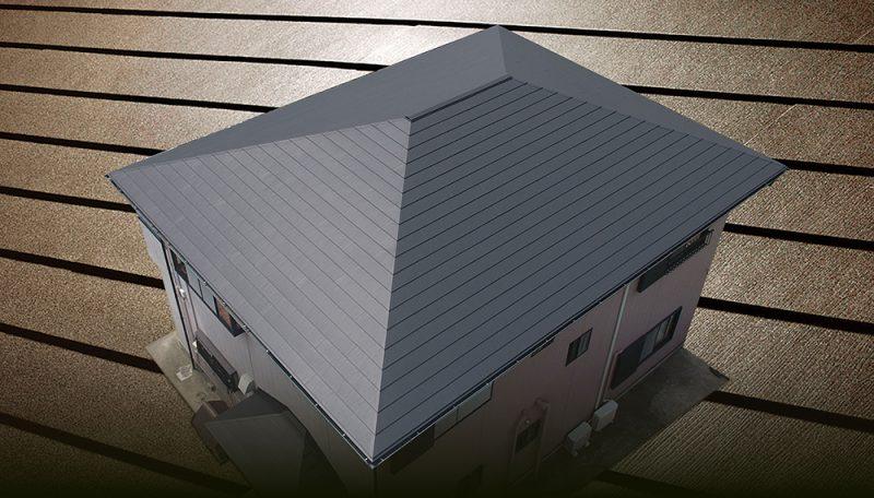 屋根材の選択